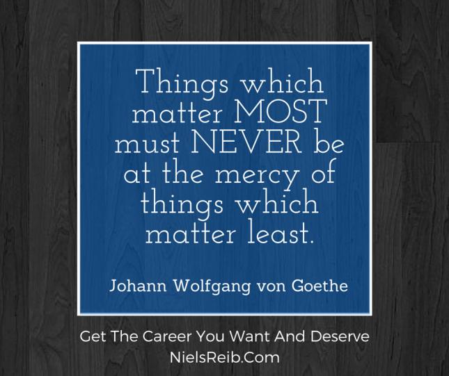 Goethe-matter-most