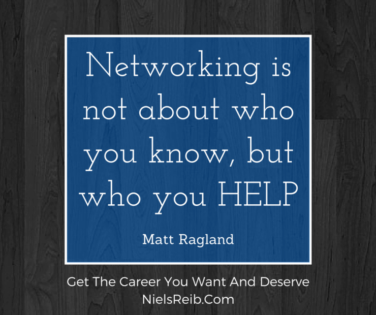 Professional Networking-Matt Ragland
