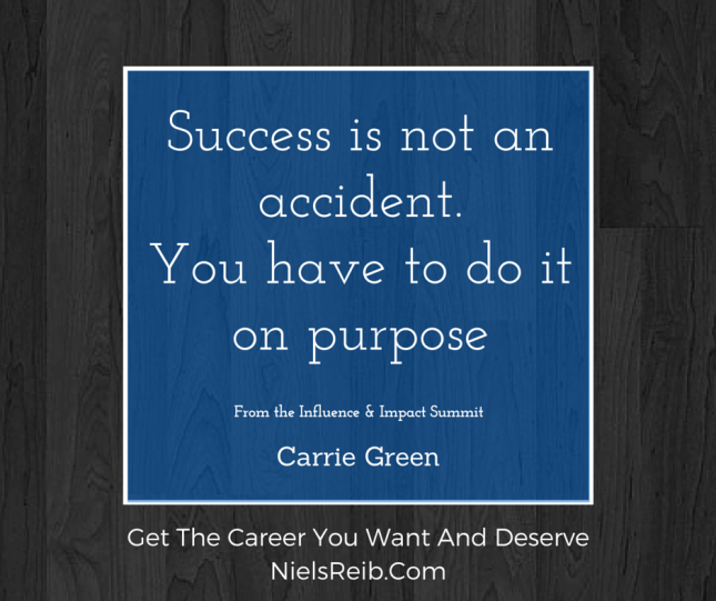 career website carrie-green-success
