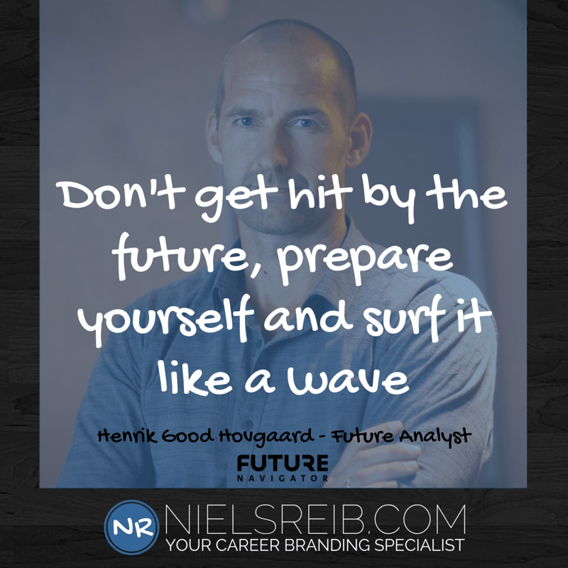 qoute nielsreib.com - Surf it like a wave - Henrik Good Hovgaard