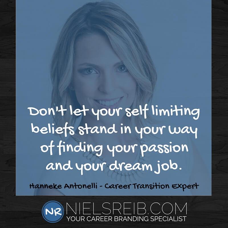 qoute nielsreib.com - Hanneke Antonelli - Career Transition Expert